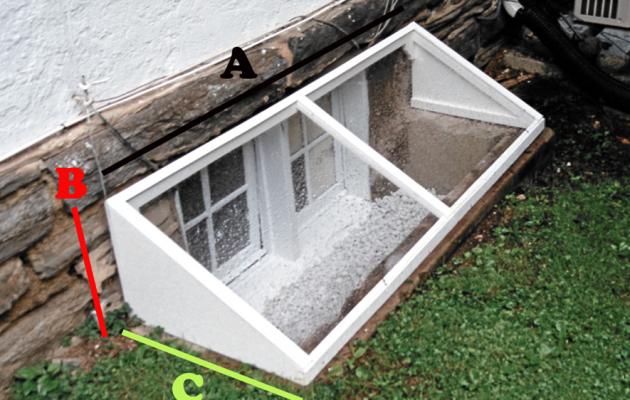 WickesWorks Window Well Covers