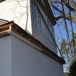 roof repairs to soffits, fascia's and gutters