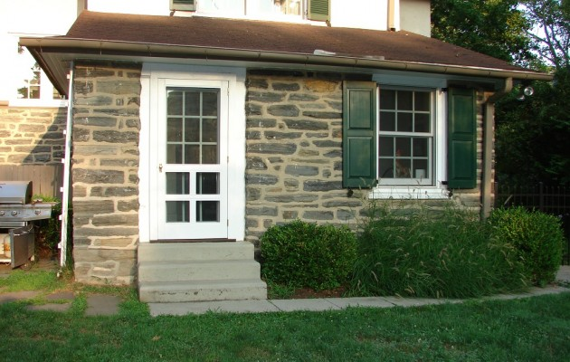 Carpentry Restoration for windows and doors.