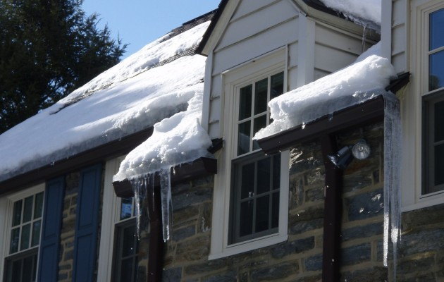 Time to Clear Gutters!
