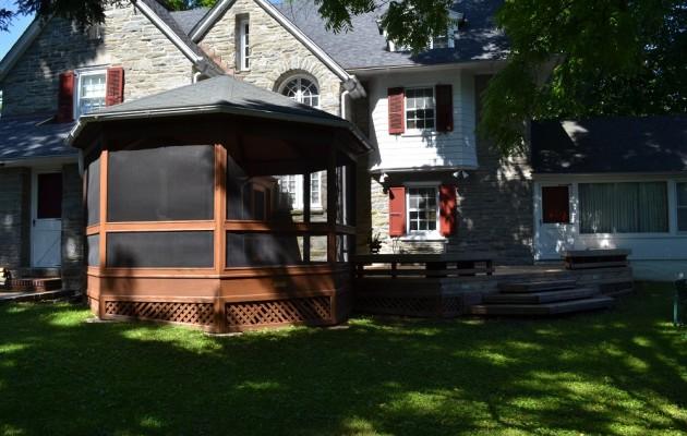 Ellen & Allan's Deck & Dormer Windows