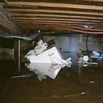Flooded basement !