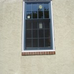 New Pella window.